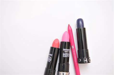 Lipstick Sephora size three things sephora collection gel lip liner shine lipsticks and