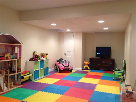 basement playroom flooring 17 best images about puzzle piankowe on