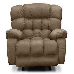 sonic rocker recliner value city furniture
