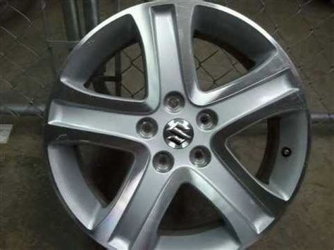 Suzuki Grand Vitara Rims For Sale For Sale 17 Quot Suzuki Grand Vitara Oem Factory Wheels 5lug