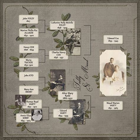 free printable family tree for scrapbook 17 best images about heritage scrapbooking on pinterest