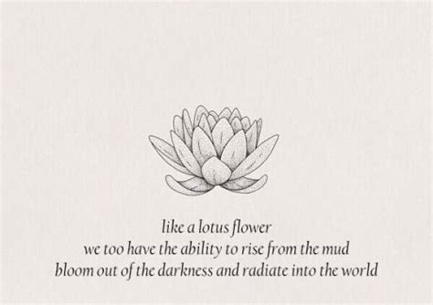 lotus tattoo with quote best 10 lotus flower quote ideas on pinterest lotus