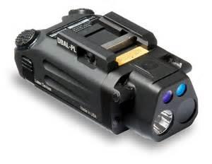 steiner dbal pl dual beam aiming laser pistol light mod