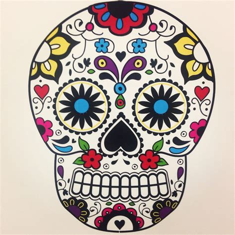 day of the dead skull lesson plan ideas pinterest
