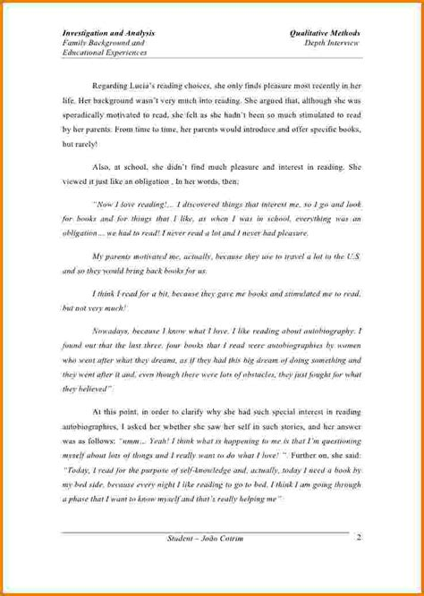 An Essay About Family by Essay About You Family