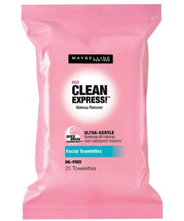 Voerin The Ultimate Make Up Remover Towel maybelline clean express makeup remover towelettes
