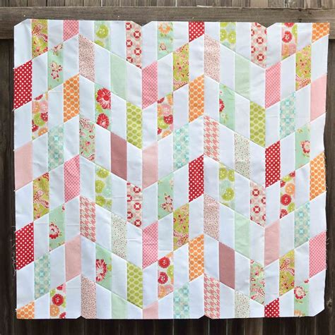 this is a great tutorial for and easy chevrons i m