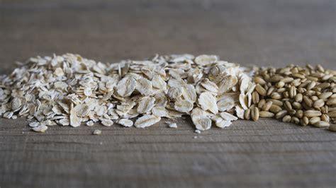 whole grains or steel cut oats oats