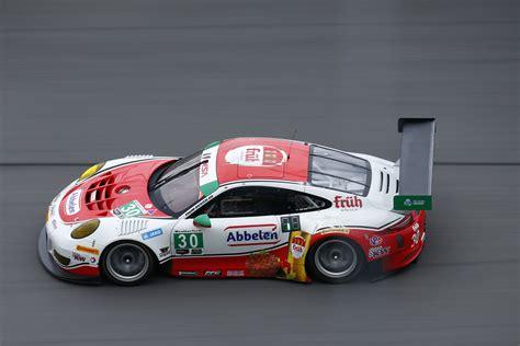 Schmitz Porsche by Daytona Sabine Schmitz Komplettiert Aufgebot
