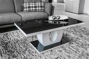 Délicieux Table Basse Verre Design #1: table-basse-design-verre-et-bois-blanc-laqu_-noir-amphore_1.jpg
