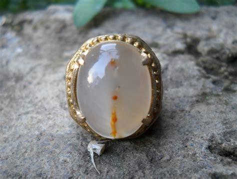 Batu Akik Pandan 3 Biji koleksi batu antik cb06 batu anggur combong 4 antik