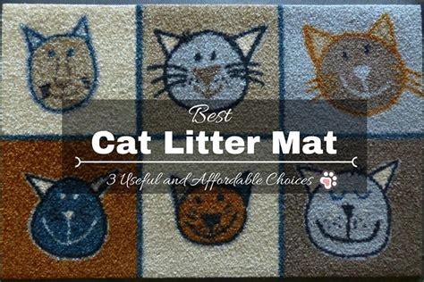 Best Litter Mat by Best Cat Litter Mat 3 Useful And Affordable Choices Tinpaw