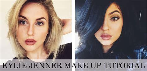 eyeliner tutorial kylie jenner how to kylie jenner makeup tutorial style lobster