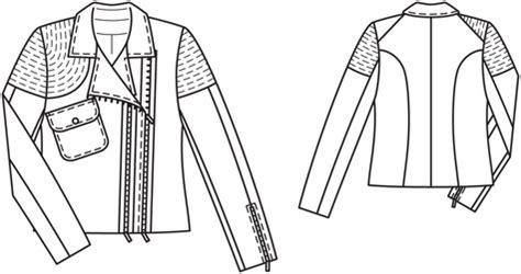 white biker jacket 01 2014 117 sewing patterns