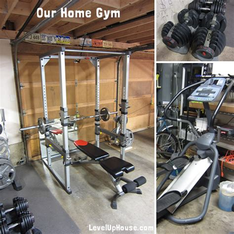 get fit at home with a diy garage