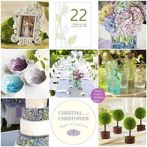 aqua green wedding ideas purple aqua and green garden wedding theme 2144620