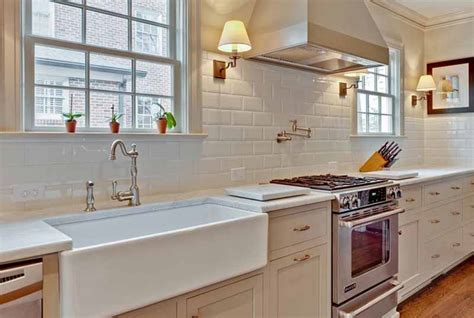 7 kitchen backsplash ideas for a stunning kitchen design