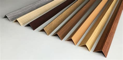 Wood Effect Window Sills Wood Effect Plastic Pvc Corner 90 Degree Angle Trim 2 75