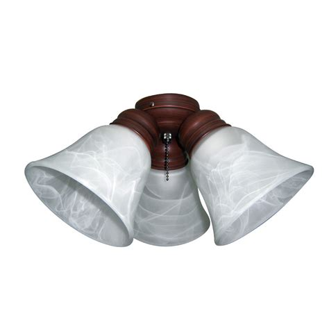 Shades For Ceiling Fan Lights Enlarged Image