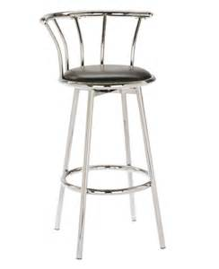chrome bar stools with back chrome bar stools home bar design