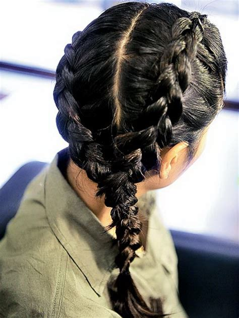 Different Types Of Hair Braids by Different Braiding Styles