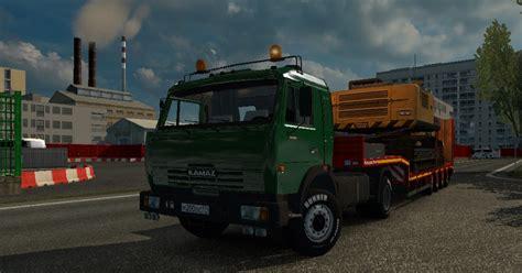 Uk Truck Simulator Ukts Mod Indo mod ets2 truck kmaz 54115 haulin uk truck simulator ets
