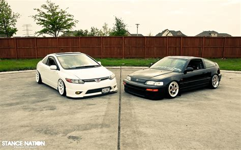 slammed honda crx crx si stanced www imgkid com the image kid has it