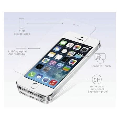 Tempered Glass Iphone 4 iphone 4 4s tempered glass screen protector electronixbarn