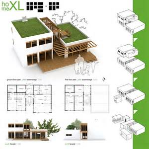 Sustainable Home Floor Plans Architecture Photography Central Region Habitat For
