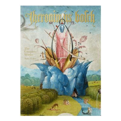 libro hieronymus bosch complete works hieronymus bosch complete works books national gallery shop