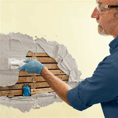 How To Repair Plaster Ceilings by How To Repair This House Invitations Ideas