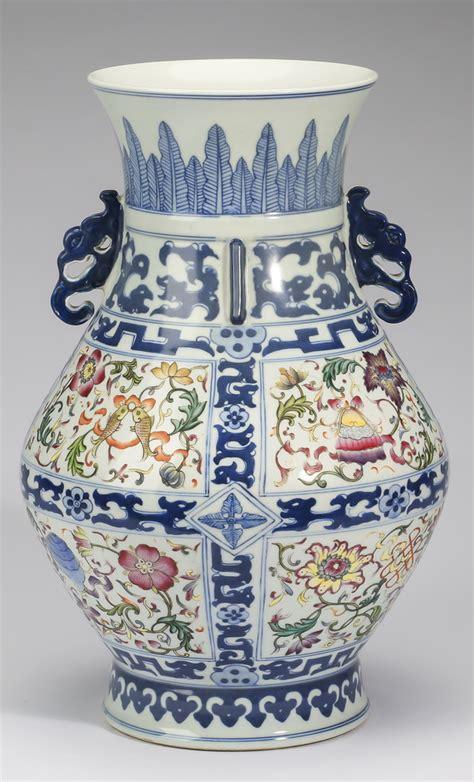Vase Symbols by Vase Eight Buddhist Symbols Quot 15 Quot H