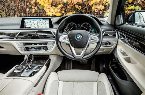 bmw inside bmw 7 series interior autocar