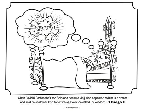 king solomon bible page to color 019 king solomon bible coloring pages what s in the bible