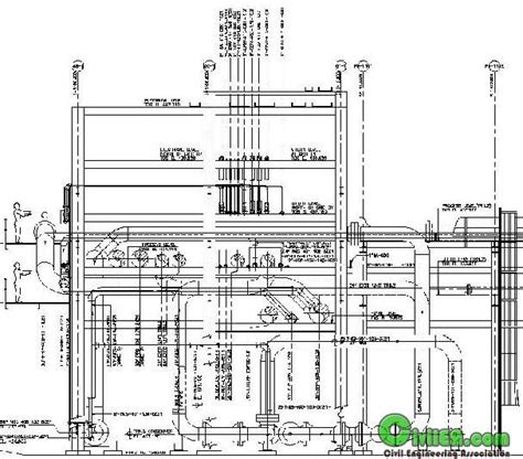 pipe rack foundation design pipe rack structural steel design calculation