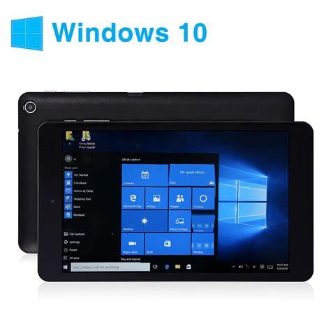 Tablet Windows 8 Termurah 8 0 pouces ips tactile tablette pc windows 10 intel