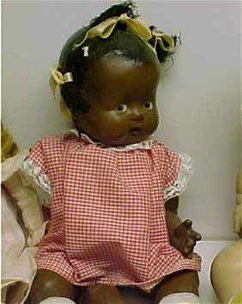 composition doll paint so baby dolls and overalls on