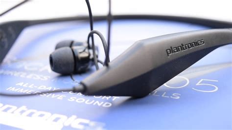 Bluetooth Stereo Backbeat 105 ร ว ว plantronics backbeat 105 ห ฟ ง bluetooth น ำหน กเบา ร บสายโทรเข าได