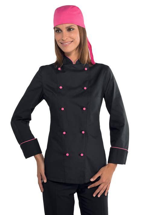 veste de cuisine femme veste cuisine femme tissu ultra leger vestes de cuisine