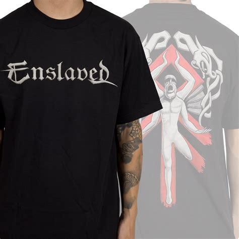 Tshirt Live In Limbo D12 by Enslaved Quot In Limbo Quot T Shirt Enslaved
