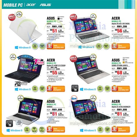 Notebook Acer X201e notebooks asus acer asus x201e notebook acer aspire v5 431 10174g50 notebook asus 3200e