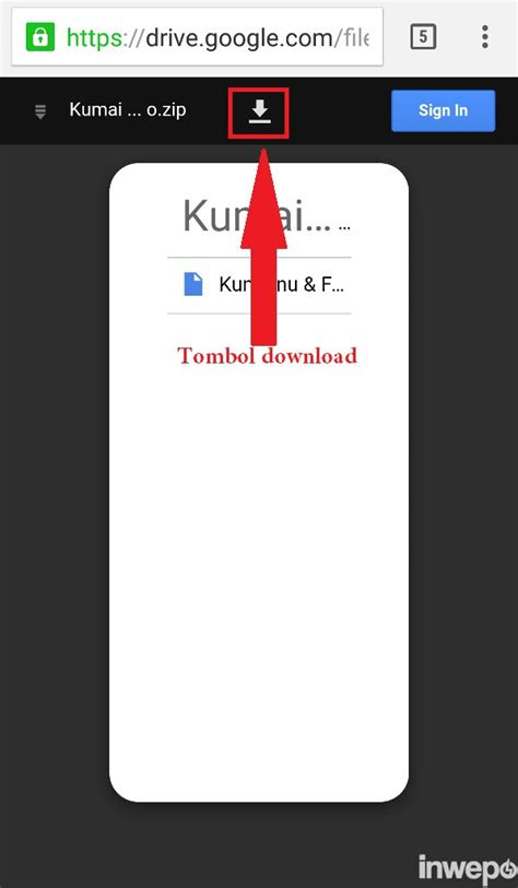 tema line android inwepo cara download tema line di inwepo melewati link disingkat