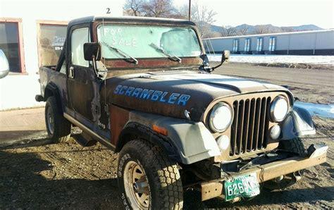 Rocky Mountain Jeep Rocky Mountain High 1983 Jeep Scrambler
