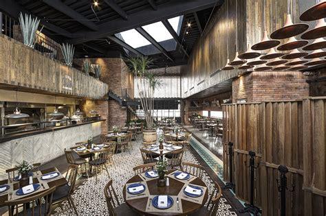restaurante la tequila sur loa plataforma arquitectura