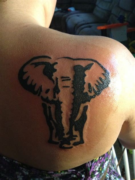 my second tattoo the all my second