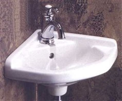 Bathroom Sinks: English Corner Basin   Old House Web