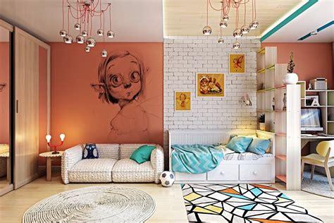 d馗oration chambre enfants 15 id 233 es pour d 233 corer les murs d une chambre d enfant