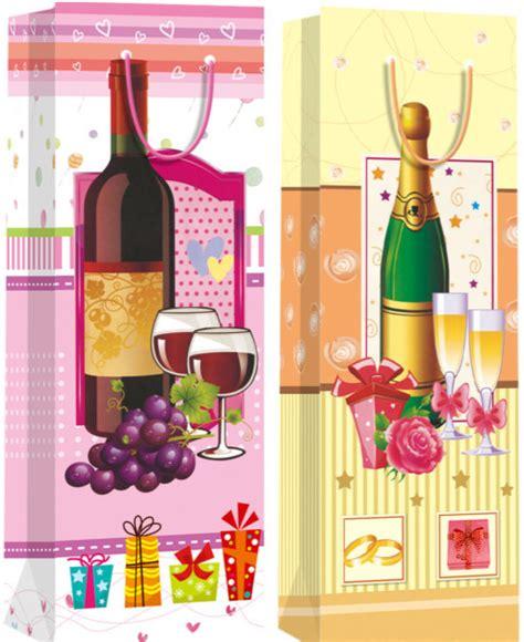 decorative paper gift bags custom decorative wine bottle paper bag kraft paper gift bag