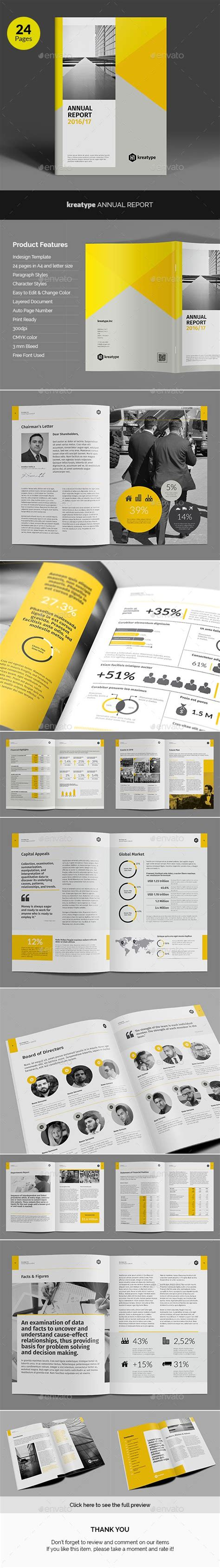 template indesign livre kreatype annual report mise en page mise et page