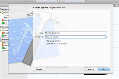xcode storyboard layout tutorial xcode tutorial practice 3 storyboards mapkit view